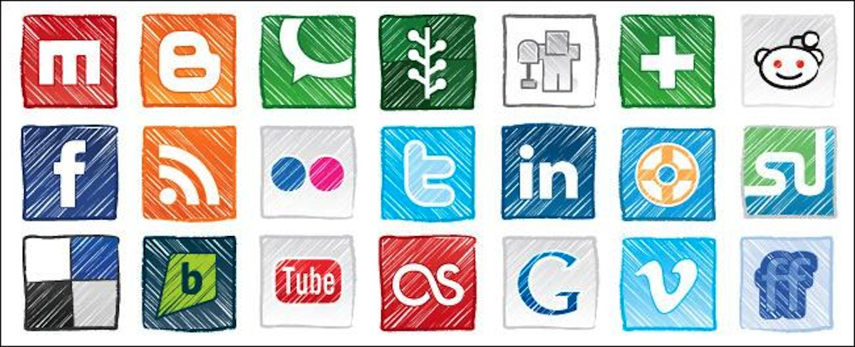How To Set Up Social Media Icons On