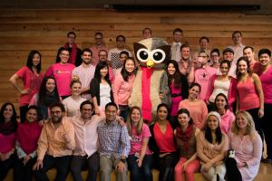 Some of the HootSuite Team